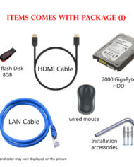 wifi package easy to install DIY homesecured 3