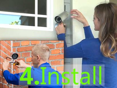 installation steps install