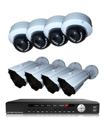 CCTV camera-package-price homesecured home security camera installation