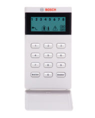 homeSecured Home Secured alarm system keypad KP ICON 3000