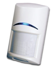 homeSecured Home Secured alarm system PIR1